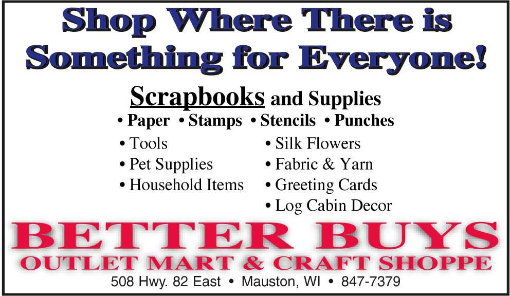 Better Buys Outlet Mart and Craft Shoppe